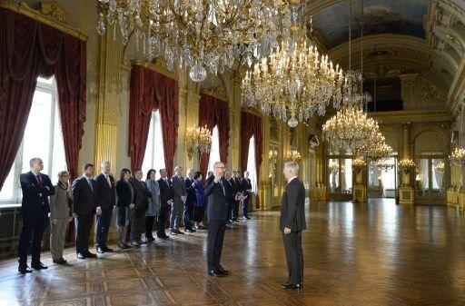 Enfin un nouveau gouvernement en Belgique