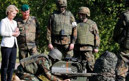Allemagne : Rapport alarmant sur la politique d'armement