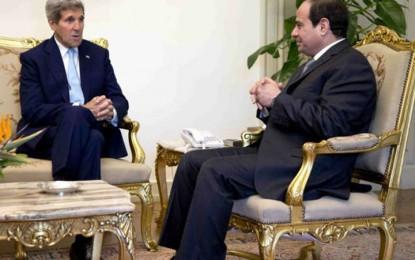 Egypte : Kerry plaide pour la liberté d'expression