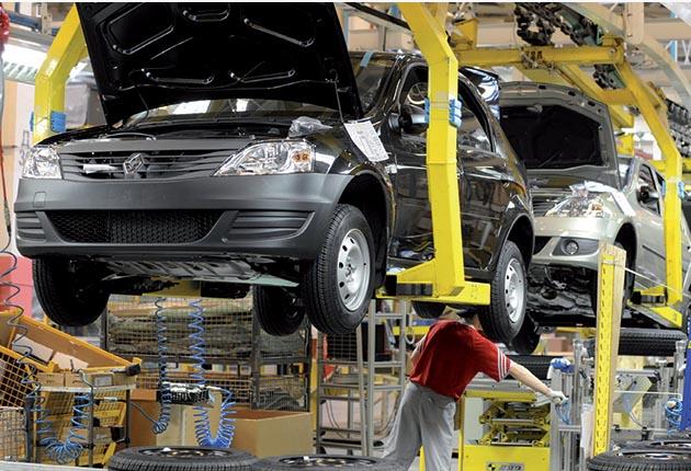La filière automobile au Maroc a le vent en poupe