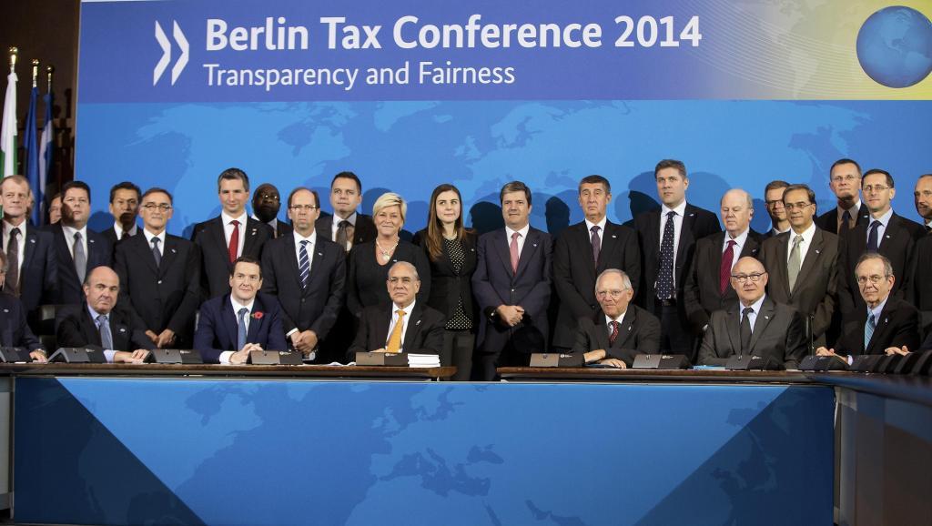 OCDE : Un grand pas vers la fin du secret bancaire