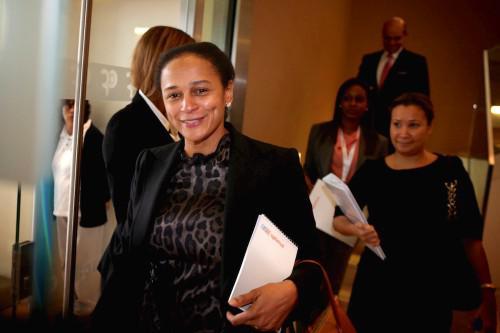 Isabel dos Santos l'assaut du holding Portugal Telecom