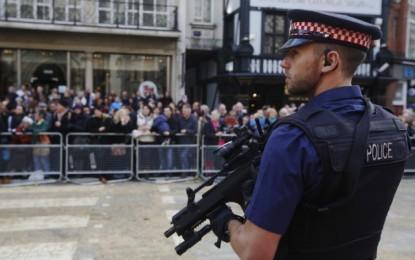 Grande-Bretagne : Grave menace terroriste
