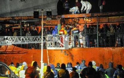Italie : Nouvelle arrivée massive de migrants