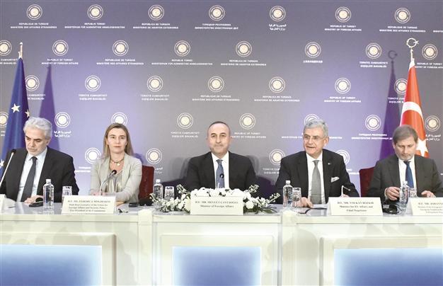 Turquie-UE : Importance de la relation commune stratégique