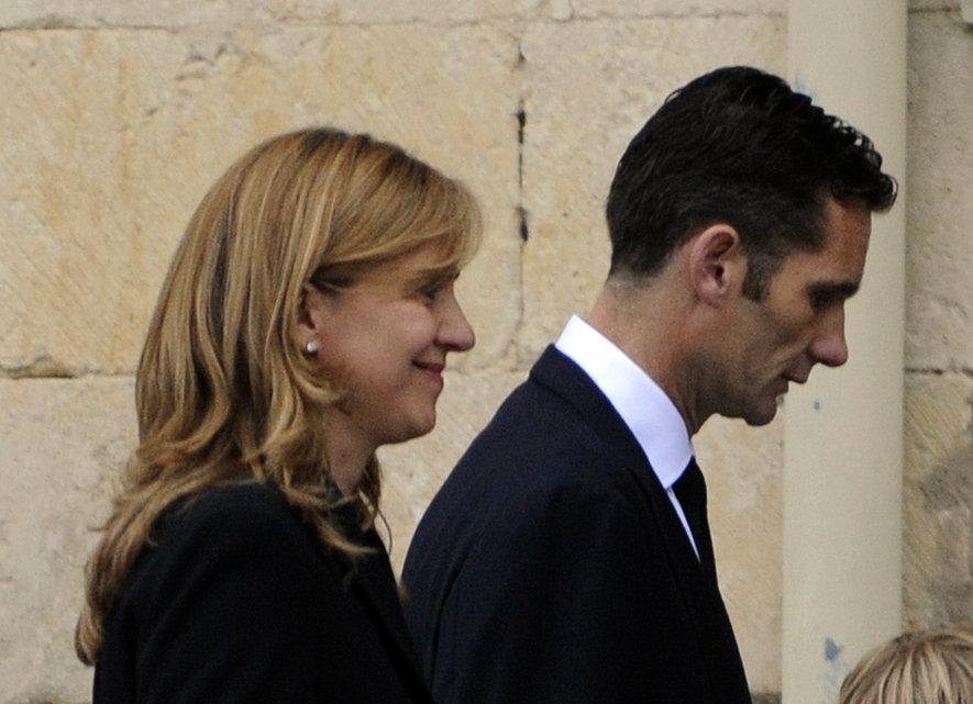 Espagne : L'infante Cristina accusée de fraude fiscale