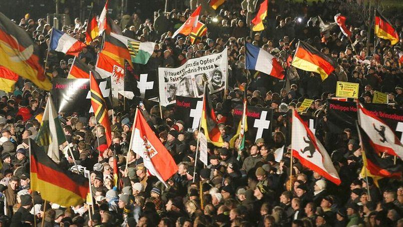 Allemagne : Les manifestations contre Pediga se poursuivent