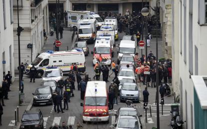 France: dénouement tragique de la traque des suspects dans l'attaque de Charlie Hebdo