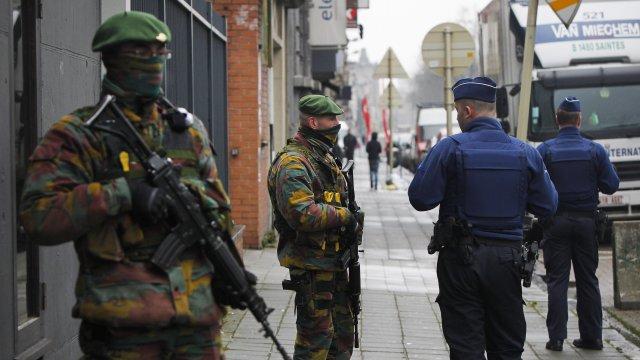 Belgique : Interpellation de trois hommes soupçonnés d'être djihadistes