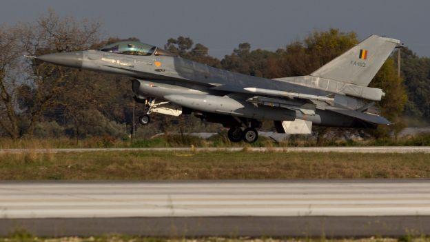 Belgique/Pays-Bas : Surveillance conjointe de l'espace aérien