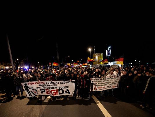 Allemagne : Vers la désintégration du mouvement Pediga ?