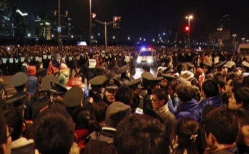 Chine : Virulentes critiques après la bousculade meurtrière de Shanghai