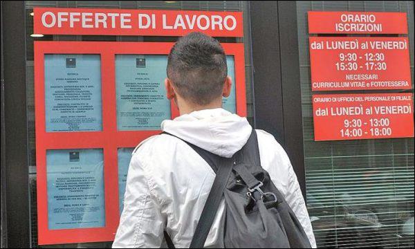 Italie : Chômage record chez les jeunes