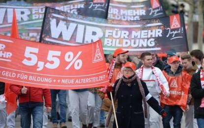 Allemagne : Enfin un accord entre IG Metall et le patronat