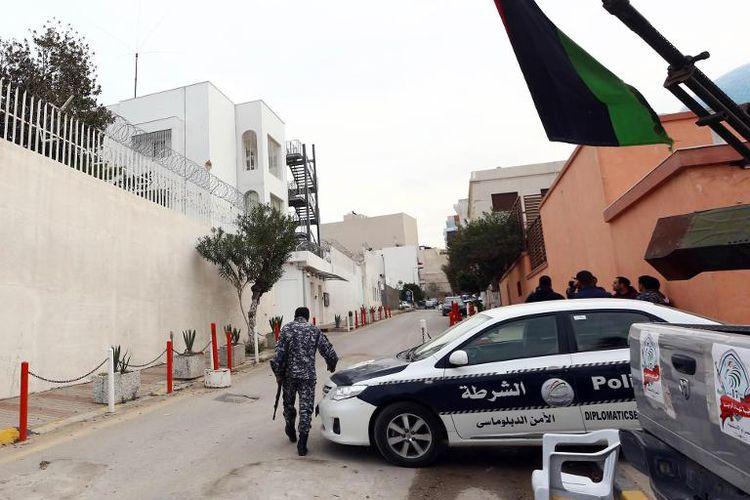 Libye : Fermeture de l'ambassade d'Italie