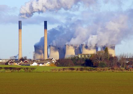 Grande-Bretagne : Vers la fermeture des centrales électriques au charbon