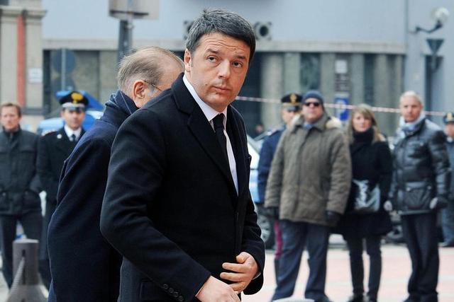 Italie : Opinion plus ou moins favorable au gouvernement Renzi