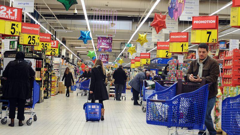 La France sur la voie de l'inflation négative
