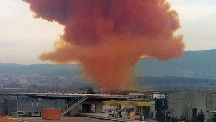 Espagne : Explosion dans une usine chimique en Catalogne