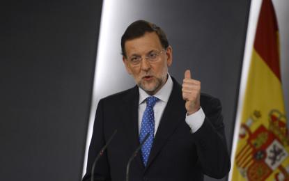 Espagne : Rajoy défend son bilan à l'approche des élections législatives