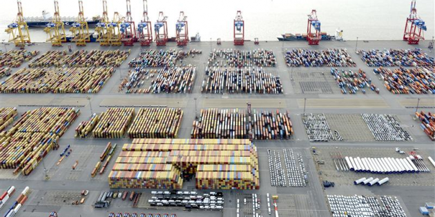 Allemagne : Baisse de l'excédent commercial