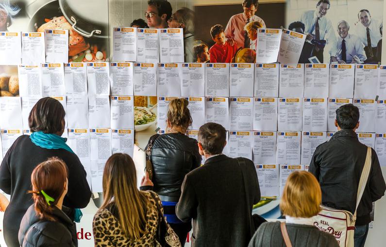 Italie : Baisse continue du chômage