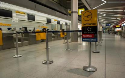Allemagne : Nouvelle grève chez Lufthansa
