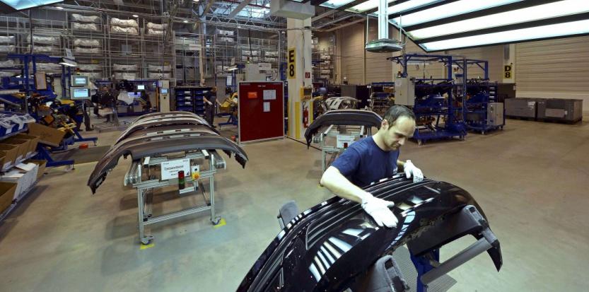Allemagne : Forte hausse des salaires en 2014