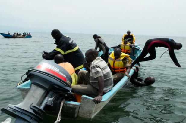 Italie : Naufrage d'un bateau de migrants au large de la Sicile