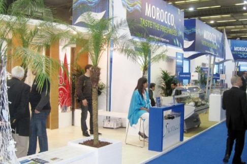 Les entreprises marocaines de la pêche répondent présentes à la « Seafood Expo Global » de Bruxelles