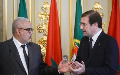 Le Maroc et le Portugal déterminés à renforcer leur partenariat économique et industriel
