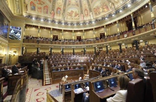 parlement-espagnol