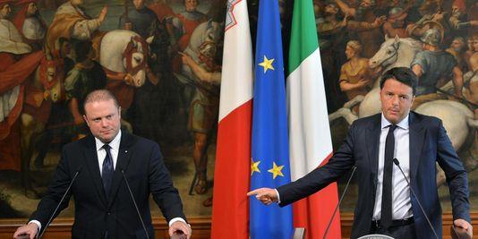 Immigration clandestine: Renzi pour la tenue d'une réunion d'urgence