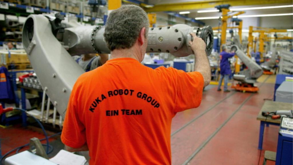 Allemagne : Baisse du taux de chômage depuis la réunification