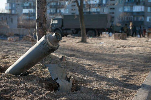 Situation explosive dans l'est de l'Ukraine