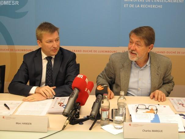 Luxembourg : enquête sur le budget étudiant