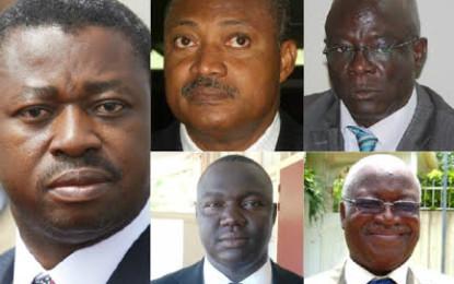 Togo-Présidentielles 2015: Les quatre adversaires de Gnassingbé loin de la victoire
