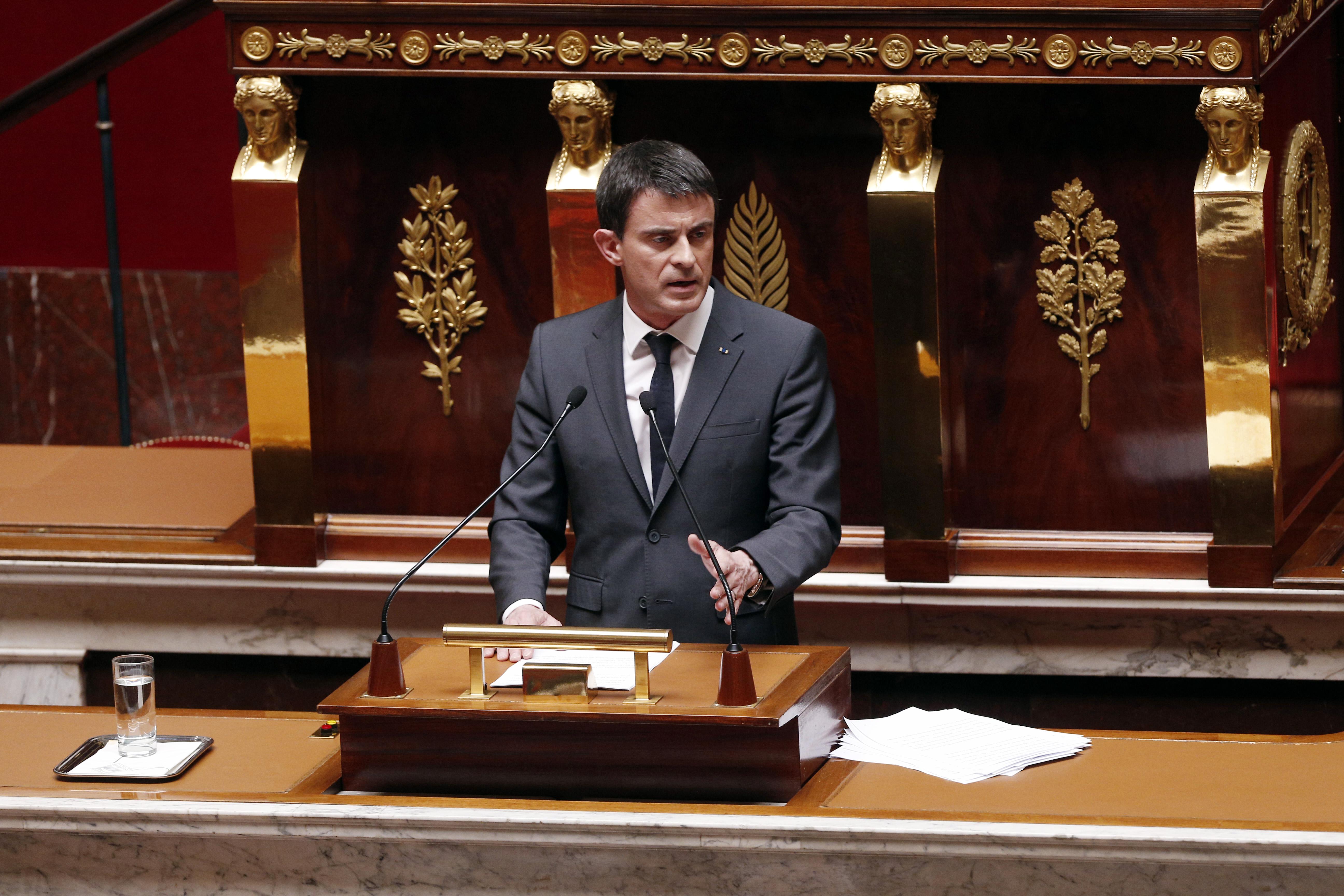 France : Vif débat à l'Assemblée suscité par la loi sur le renseignement