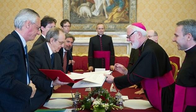 Italie : Accord fiscal entre l'Etat et le Vatican