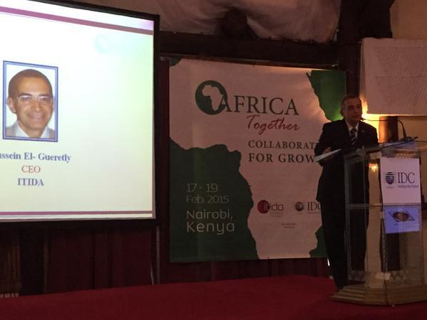 Egypte : La croissance économique via « Africa Together » en marche