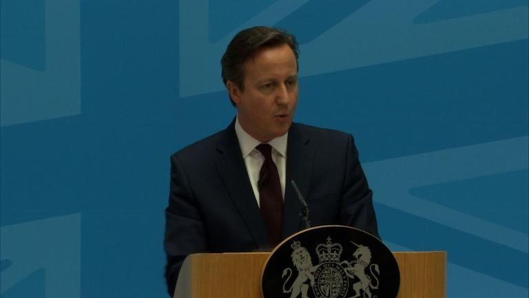 David Cameron lance les bases de la discussion sur les réformes de l'UE