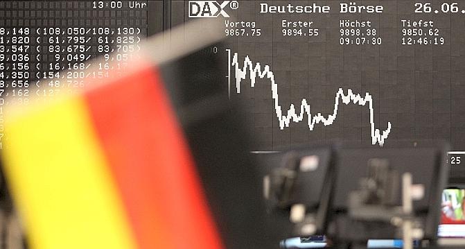 Allemagne : une croissance économique plus faible que prévu