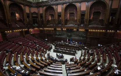 Italie : réforme de la loi électorale