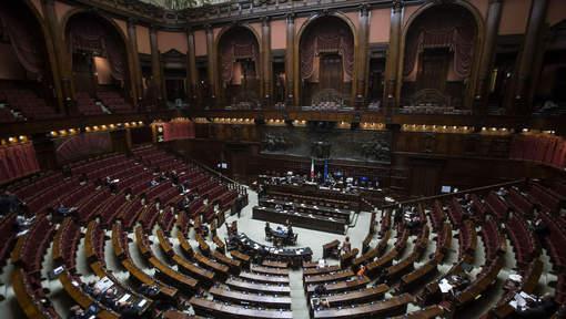 parlement-italien