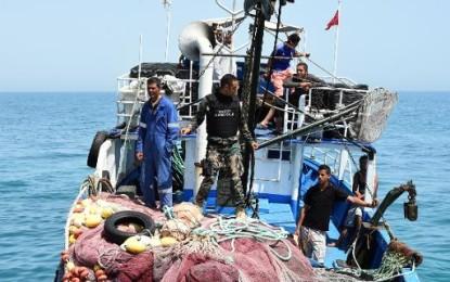 Tunisie : Vigilance aux frontières