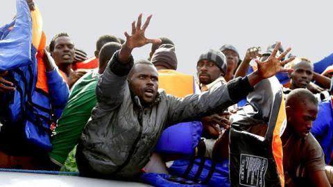 L'Erythrée est le deuxième point de départ des immigrants en Afrique