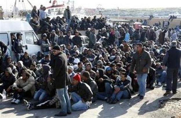 Crise migratoire : l'Italie peut compter sur l'aide du Royaume-Uni