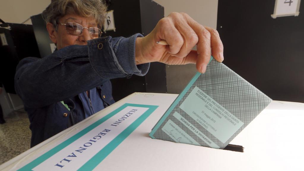 Italie : des élections régionales pleines de suspens