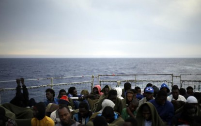 Italie : des milliers de migrants sauvés en deux jours
