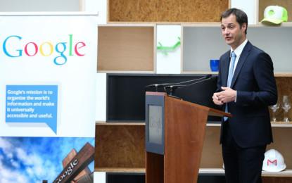 Belgique : Google se dote d'un nouveau Data Center